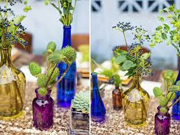 Rustic Vases For Weddings Rustic Modern Wedding Inspiration Green Wedding Shoes