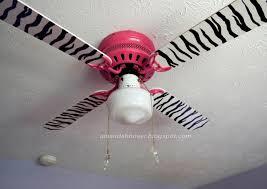 zebra print ceiling fan zebra print ceiling fan blades ceiling fans