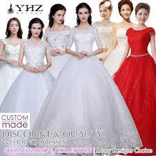 Wedding Dresses Discount Qoo10 Cheap Wedding Dress Ivory Wedding Gown Plus Size Tailor
