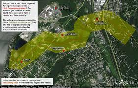Algonquin Map Events Stop The Algonquin Pipeline Expansion Sape