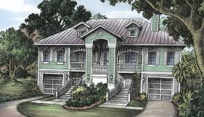 Florida Cracker Style House Plans Florida Cracker House Plan Chp 24536 At Coolhouseplans Com