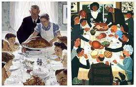 rockwell bates thanksgiving vts compare contrast 1st grade