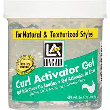 best curl activator gel for hair long aid extra dry formula curl activator gel 16 4 oz jar