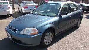 97 honda civic 1997 honda civic 1 6 sohc d16y7 lx sedan