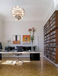 Office Chandelier 20 Mid Century Modern Home Office Designs Decorating Ideas
