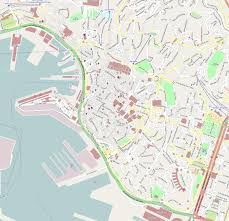 Genoa Italy Map by File Genova Center Map Osm 8800 Scale Png Wikimedia Commons