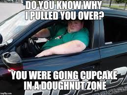 Auto Meme Generator - fat cop imgflip
