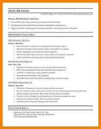 8 hostess resume skills mla cover page