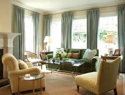 contemporary window treatments for living room home design