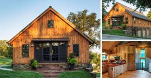 Barn Home Interiors by Getting A Mortgage On A Timber Framed House Might Be Your Path To
