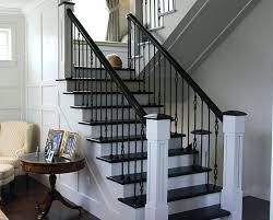 Home Depot Stair Railings Interior Wood Railings Ibbc Club