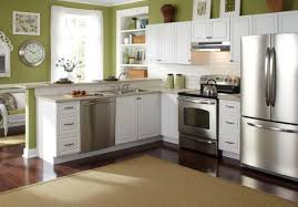 White Knotty Alder Cabinets Kitchen Arresting Mc Home Depot Kitchen Cabinets Ideal Home