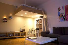 chambre mezzanine adulte maison lit mezzanine adulte plafond petit appartement lit