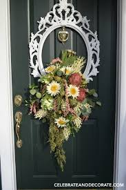 25 unique picture frame wreath ideas on frame wreath