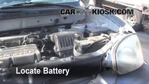 2001 hyundai accent battery battery replacement 2001 2006 hyundai santa fe 2001 hyundai