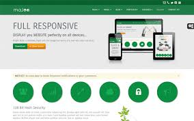 Majoo Business Template Business Corporate Wrapbootstrap Themes Templates