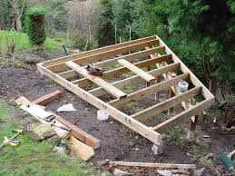 Decking Ideas For Sloping Garden Deck On A Sloped Ground Search Deck On Lake Pinterest