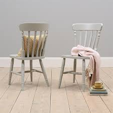 Farmhouse Style Dining Chairs Bourton Painted Dining Chair Grey Farmhouse Style Dining