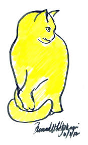 sunshine yellow images the creative cat daily sketch sunshine