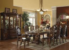 amazing dining room wooden chairs and traditional wooden table