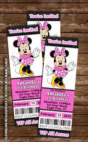 personalized minnie mouse invitations emoji teen fun invites you print do it yourself printable