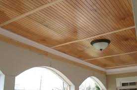 Pvc Beadboard Lowes - interior pvc beadboard ceiling panels with white painting for