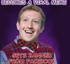 Viral Meme - i ve been getting zucced b4 it was cool imgflip