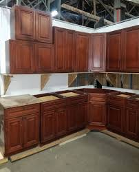 Kitchen Set Furniture Queens Cherry Bead Board 12 Piece Kitchen Set Yel Big Reuse