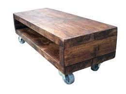 Rustic Coffee Table Ideas Rustic Coffee Table Fieldofscreams