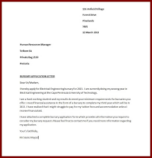 How To Write An Application by Cover Letter Format For Online Application
