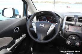 2008 nissan versa interior first drive 2014 nissan versa note hatchback video the truth