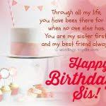 sister birthday card best 20 birthday cards for sister ideas on