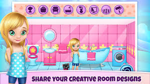 Games Decoration Home My Play Home Decoration Games Create A Virtual Doll House For