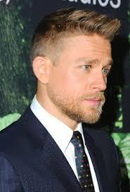 how to get the jax teller hair look mens hair and beard actor charlie hunnam celebrities