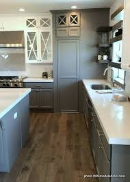 ideas for grey kitchen cabinets remodelaholic 40 beautiful kitchens with gray kitchen cabinets