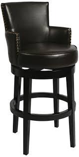 italian leather bar stools tufted counter stool leather saddle bar