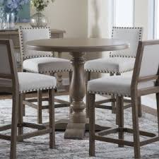 counter height dining table with leaf counter height dining tables hayneedle