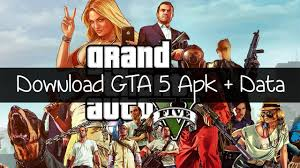 gta 5 android apk data android gta 5 apk obb unlimited money