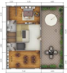 Sari Sari Store Floor Plan by Star5 Developers