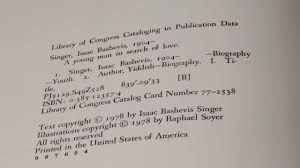 si e lib ation a in search of amazon co uk isaac bashevis singer