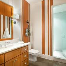 bathroom tile ideas 2014 orange bathroom photos hgtv