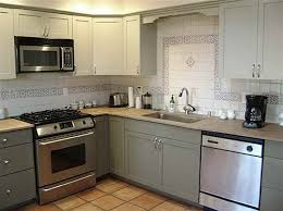 Painted Kitchen Cabinet Color Ideas Gray Kitchen Color Ideas