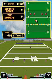 Backyard Sports Football by Backyard Sports Rookie Rush Ds Review Any Game