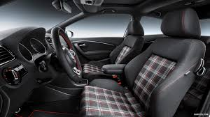volkswagen polo 2015 2015 volkswagen polo gti interior hd wallpaper 21