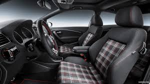 white volkswagen gti interior 2015 volkswagen polo gti caricos com