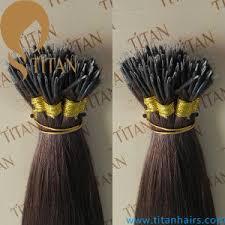 pre bonded hair extensions china human hair pre bonded nano ring hair extension