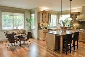 futuristic dining kitchen design ideas in black minimalist dining