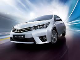 toyota altis the benchmark collection toyota corolla accessories pack launched