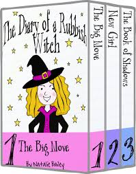 buy the diary of a rubbish witch witch books for kids boxed set