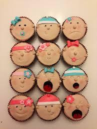 baby face cupcakes cupcake pinterest babies cupcake baby